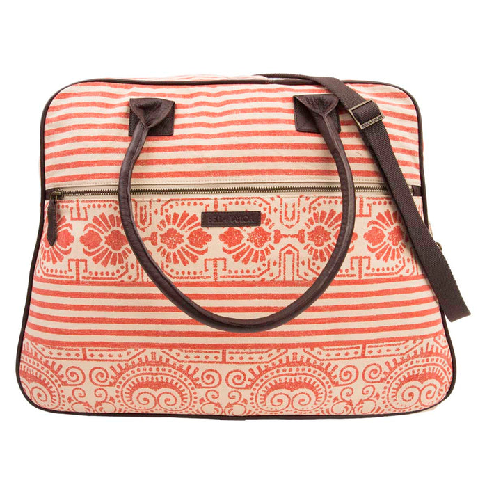 Bella Taylor Overnight Bag | Amber Weekender