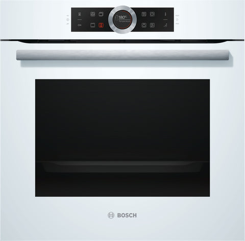 Bosch HBG655HW1A built in white oven
