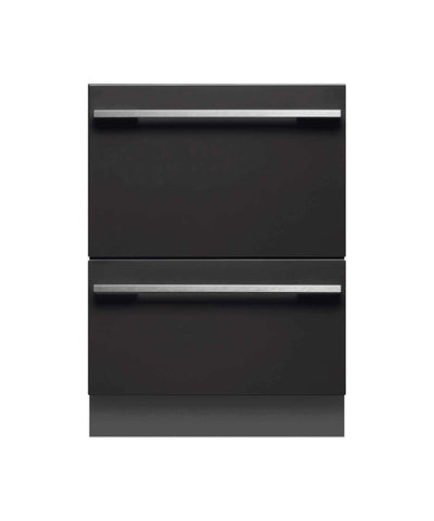 Fisher & Paykel DD60DI7 fully integrated double dish drawer dishwasher