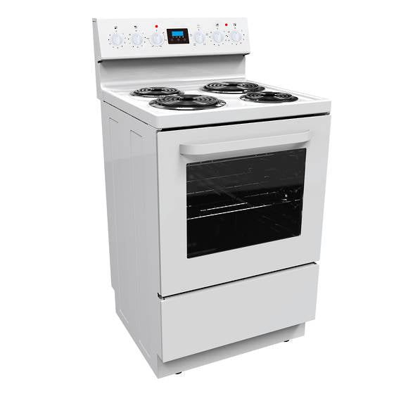 Parmco FS60R4W Freestanding Cooker