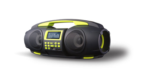 S Digital GB3601 portable speaker
