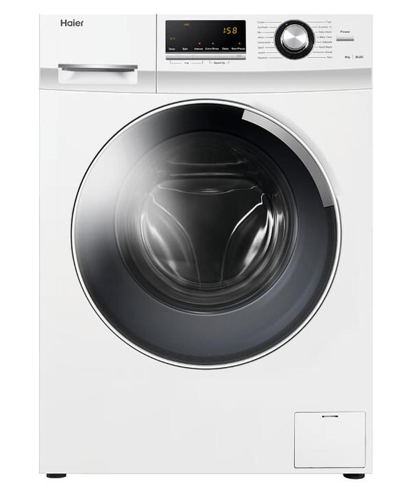 Haier HWF80BW1 washer
