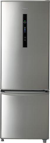 Panasonic NRBR34AMSAU bottom mount refrigerator