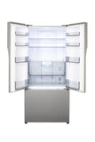 Panasonic NRCY54BGSAU french door refrigerator open