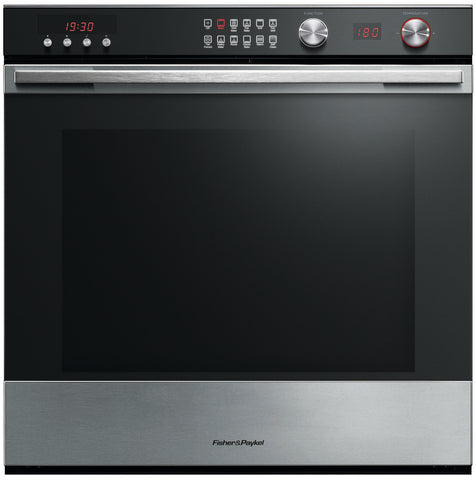 Fisher & Paykel OB60SL11DEPX1 built in oven