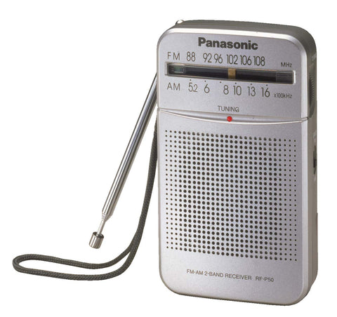 Panasonic RFP50GC9S portable radio