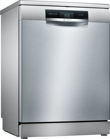 Bosch SMS88TI04A stainless steel freestanding dishwasher