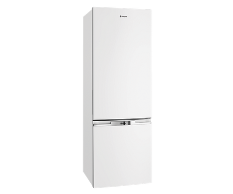 Westinghouse WBB3400WG white bottom mount fridge freezer