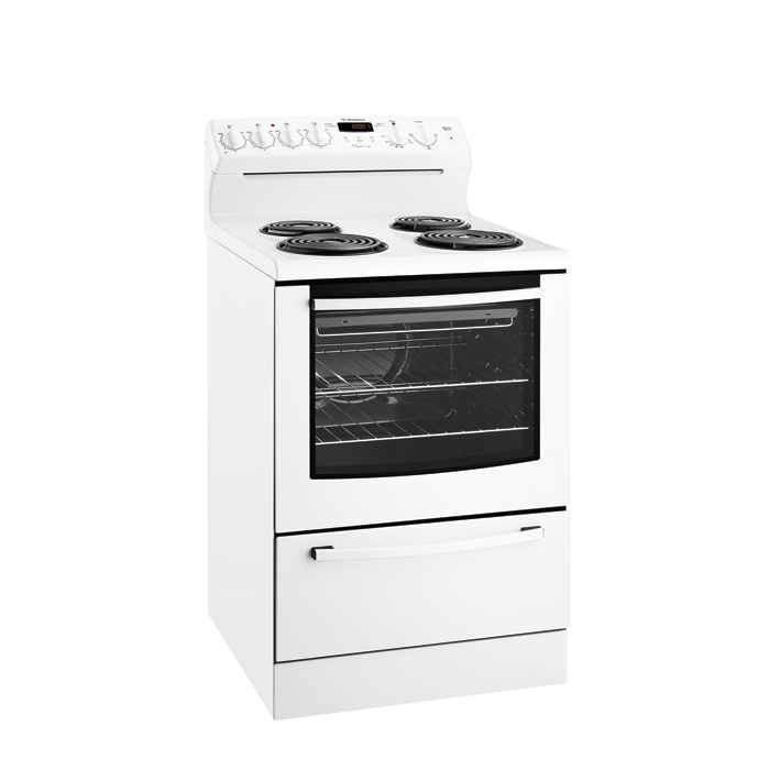 Westinghouse WLE624WA freestanding cooker