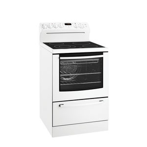 Westinghouse WLE646WA freestanding cooker