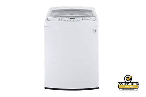 LG WTG6530W top load washing machine