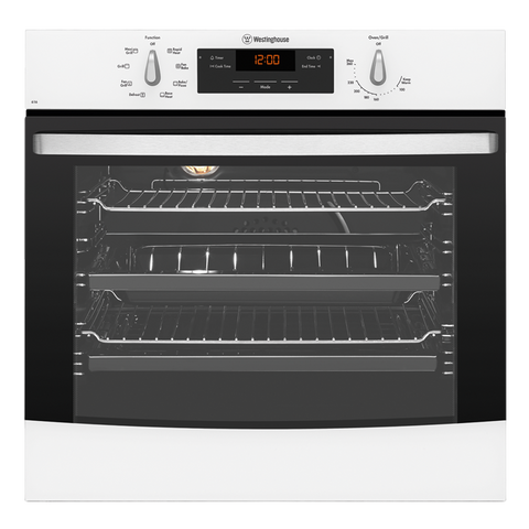Westinghouse WVE616W built in oven