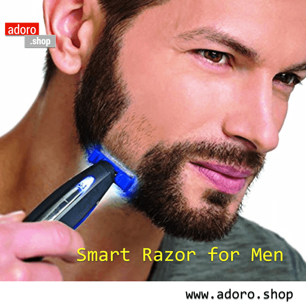 barbeador, smart razor, elite shaver men, barbear