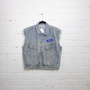 80s FORD VEST  M