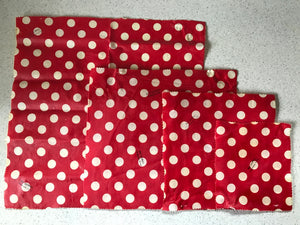 Design: Red Polka Dots