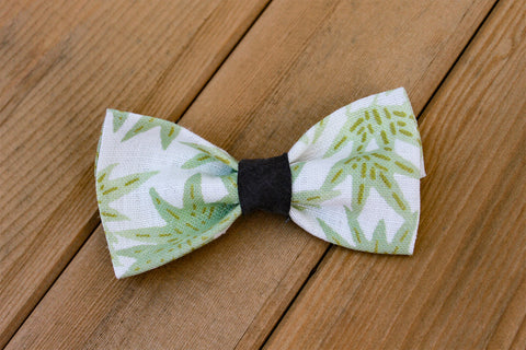Lime Jungle VBABY Hair Bow