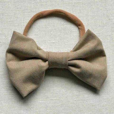 Tan VBABY Headband