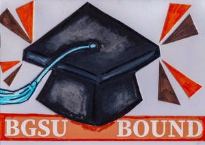 Custom Graduation Card no. 1