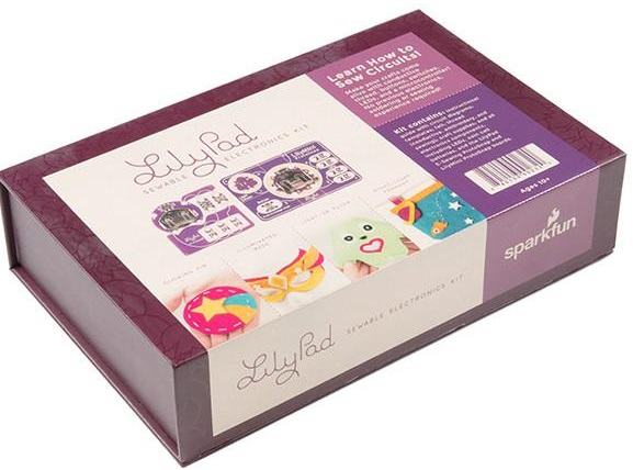 LilyPad E-Sewable Kits