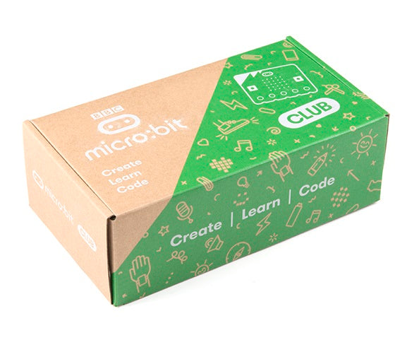 BBC micro:bit Club Pack V2 & Protective Mountable Cases- 10 Student Classroom Pack