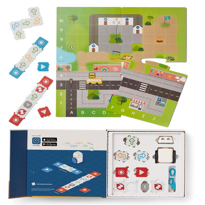 Kubo Coding++ Single Set Bundle
