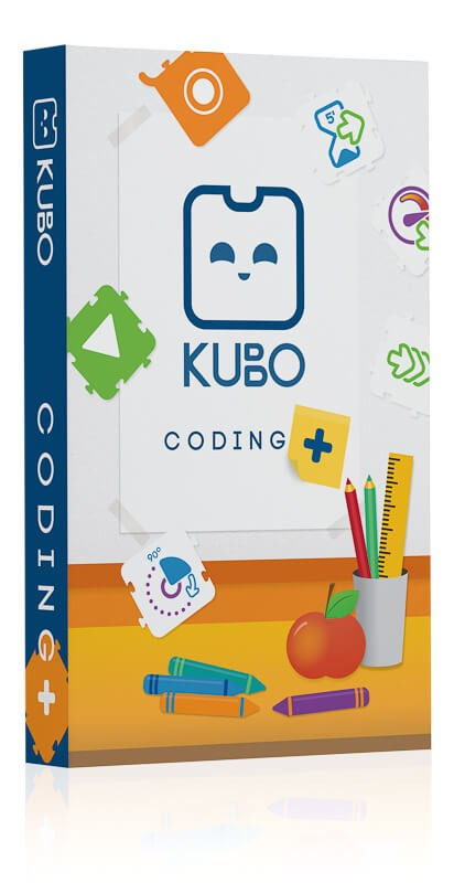 Bundle KUBO Coding+ and KUBO Coding++ Only TagTile Sets