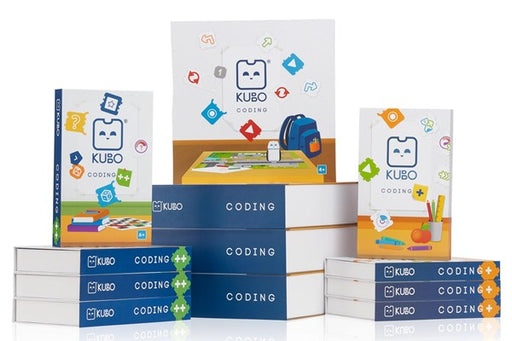 Kubo Coding+ +4 Pack Bundle