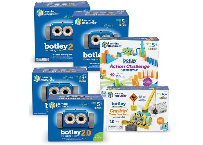 Botley® 2.0 the Coding Robot Classroom Bundle