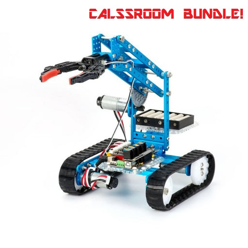 Ultimate 2.0 10-in-1 Robot Kit (Make Block) - Classroom 10 Pack