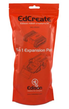 EdSTEM Class Pack – 30 Edison robots and 15 Ed Create kits
