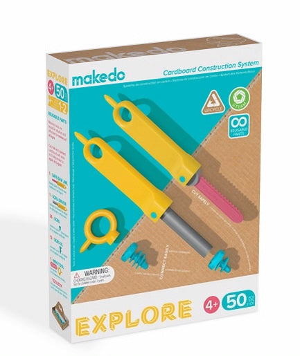 makedo EXPLORE Junior - New!