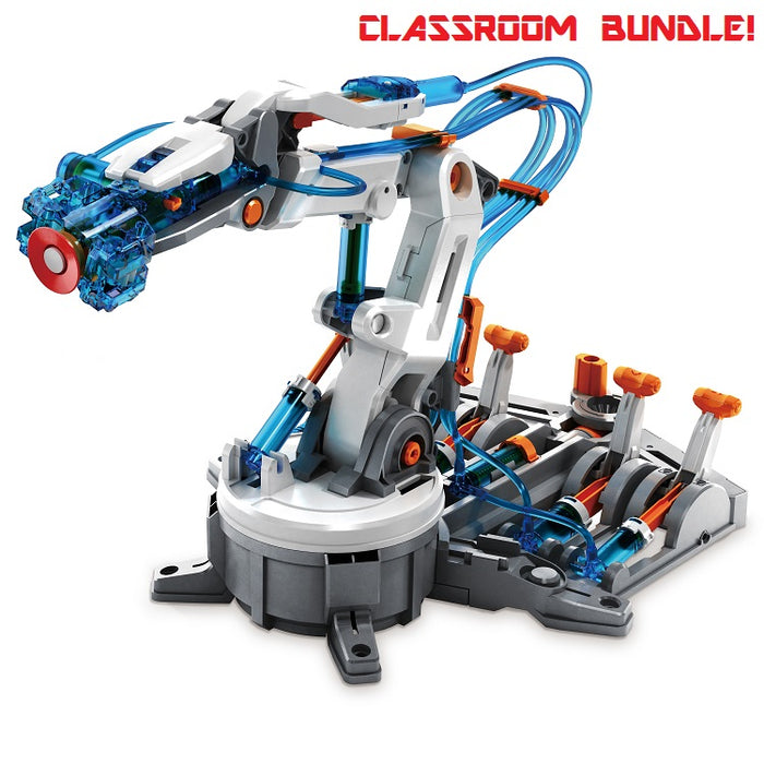 HydroBot Arm Kit (Elenco) - Classroom 10 Pack