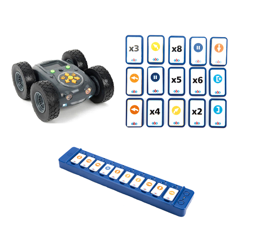 Tuff Bot & Tactile Reader Bundle