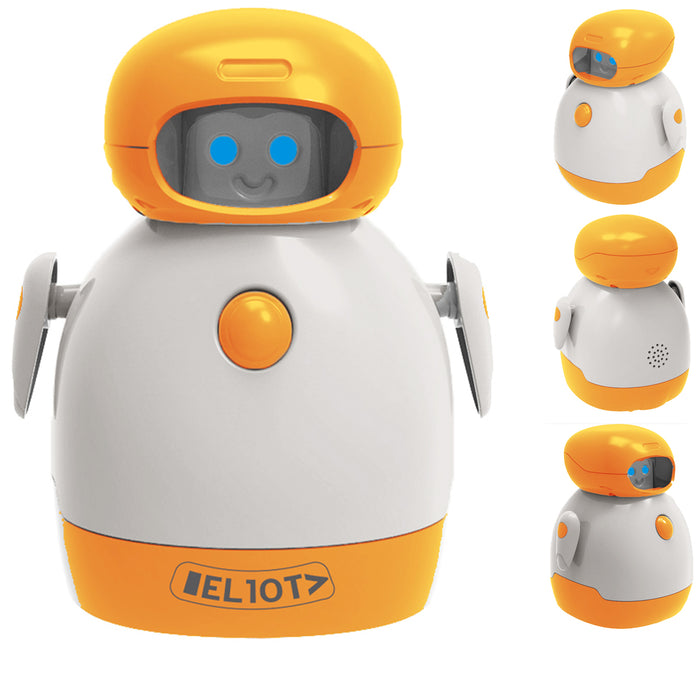 EL10T: My First Coding Robot (Elenco Ages 3+) - Classroom 10 Pack