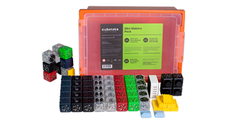 Cubelets® Mini Makers Pack