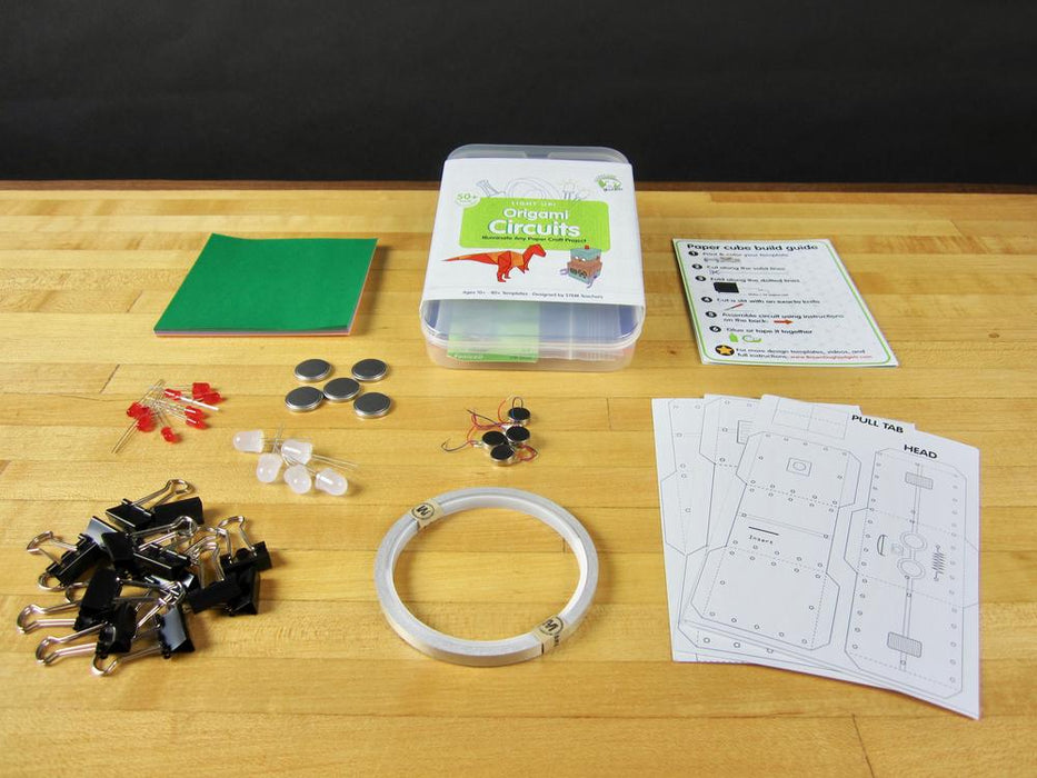 Origami Circuits Kits - Classroom Set