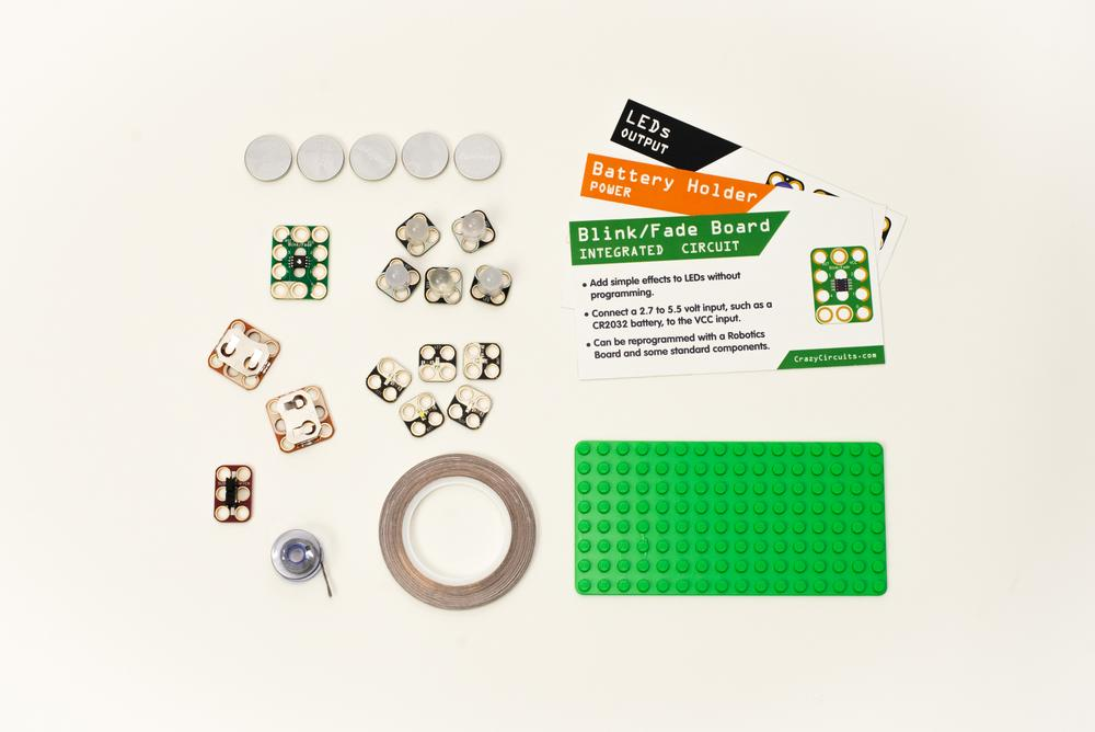 Crazy Circuits Starter Set - Buy 10 & GET 1 FREE (Value 79.95) !