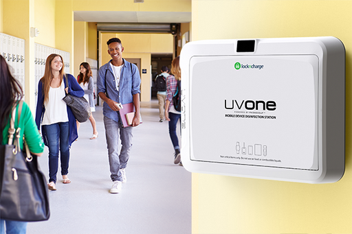LocknCharge UVone Disinfectant