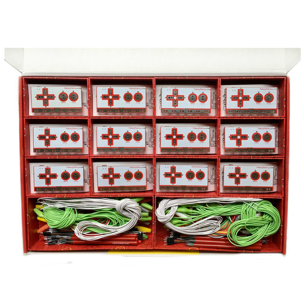 Makey Makey Stem Pack -Classroom Invention Literacy Kit