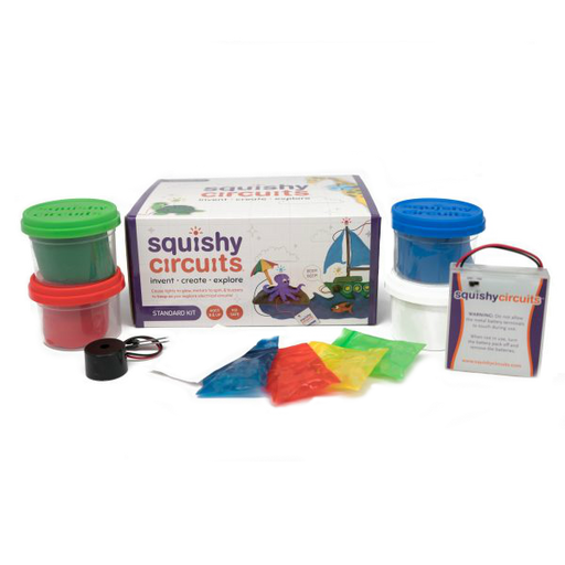 Squishy Circuits - Standard Kit  (NEW!)
