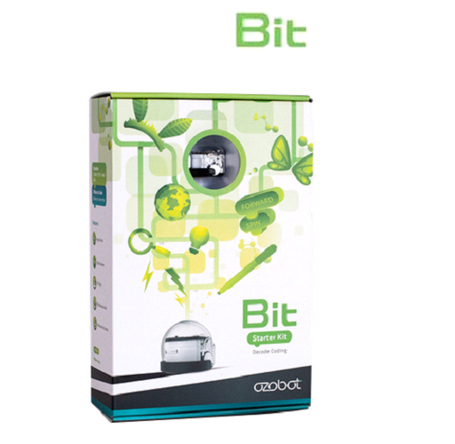 Ozobot Bit & Experience Pack -Receive a FREE Art Pack - Value $19.95!
