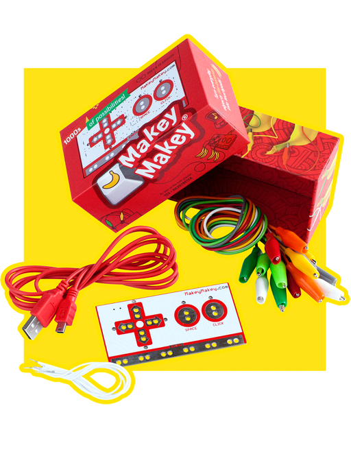 MakeyMakey - 3 Hour Training