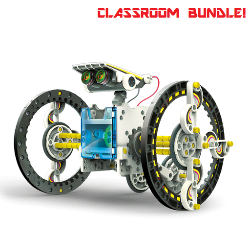 SolarBot.14 (Elenco) - - Classroom 10 Pack