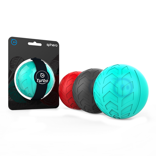 Sphero Turbo Cover - Variety of Colors (1 Cover)
