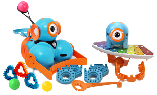 Dash and Dot Wonder Pack (All accessories included)