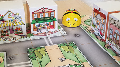 Community Mat & 3D Community Construction Kit