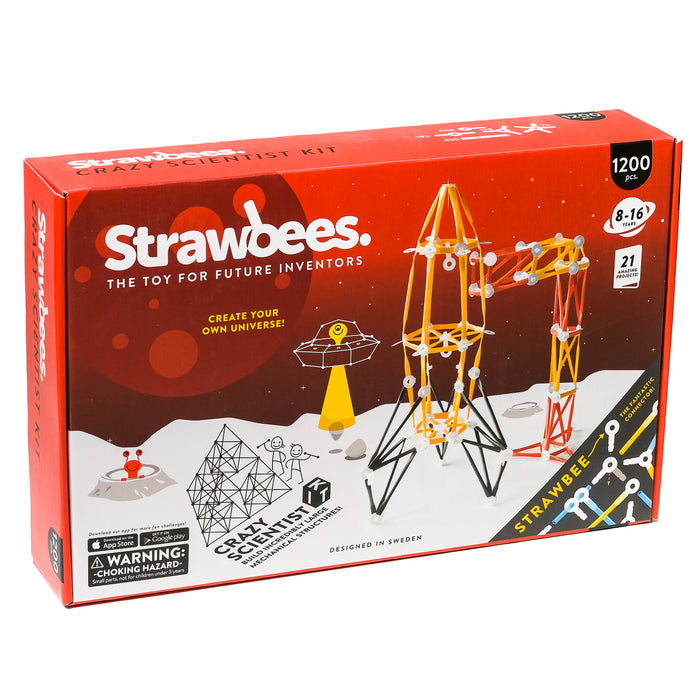 Strawbee Crazy Scientist Kit