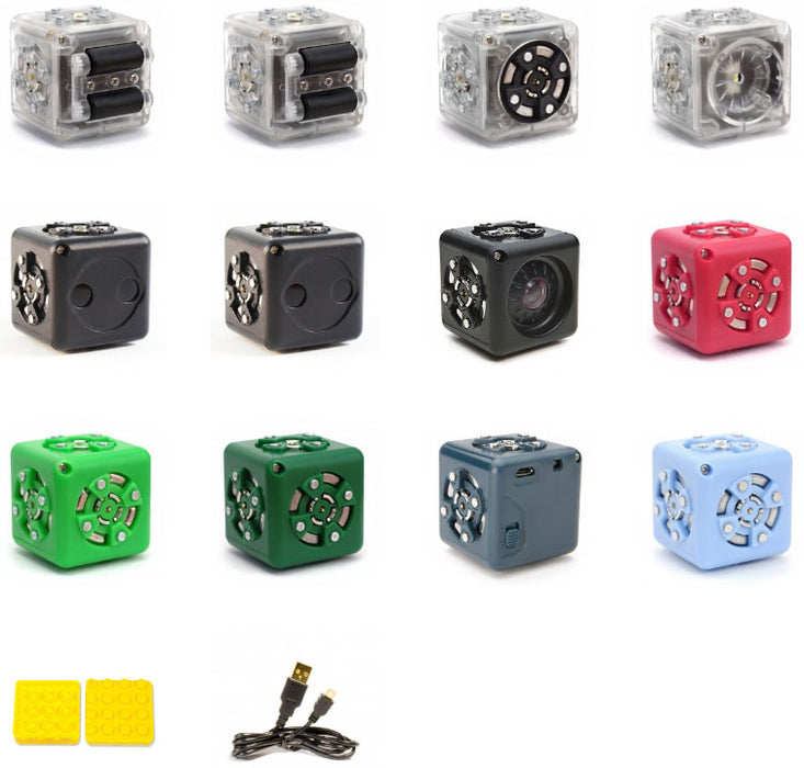 Cubelets - 1 Hour Training