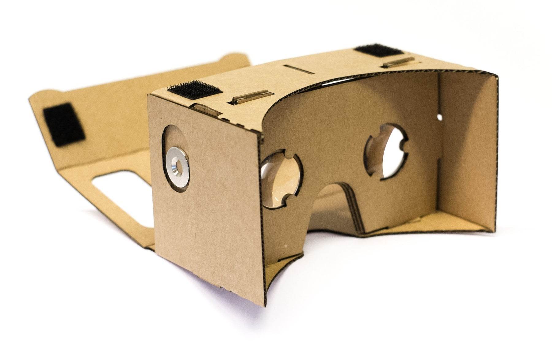 Knox NEXT | Google Cardboard VR headset (for large lenses) – Classroom Bundle – 10 Pack