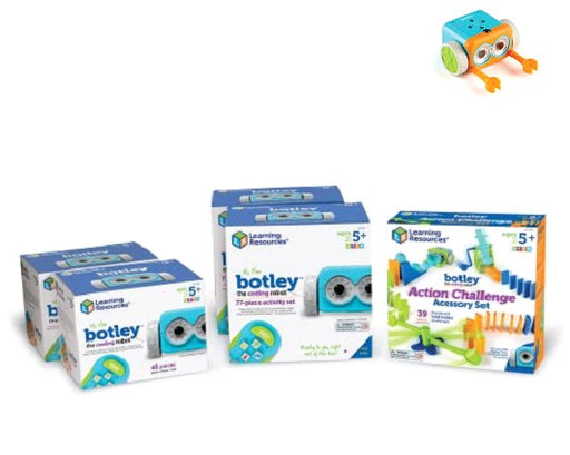 BOTLEY The Coding Robot Classroom Set
